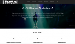 festival studentesco